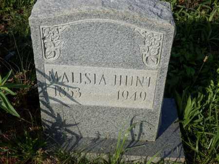 HUNT, MALISIA - Simpson County, Kentucky   MALISIA HUNT - Kentucky Gravestone Photos