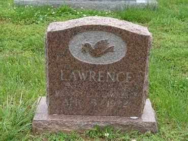 LAWRENCE, INFANT SON - Simpson County, Kentucky | INFANT SON LAWRENCE - Kentucky Gravestone Photos