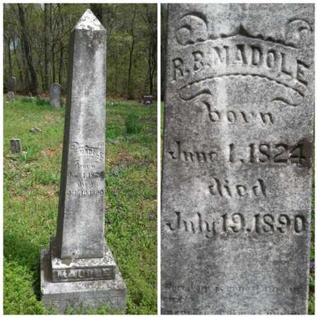 MADOLE, R.B. - Simpson County, Kentucky | R.B. MADOLE - Kentucky Gravestone Photos