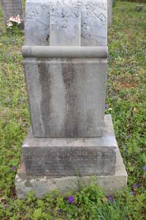 MADOLE, W.A. - Simpson County, Kentucky | W.A. MADOLE - Kentucky Gravestone Photos