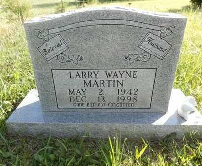 MARTIN, LARRY WAYNE - Simpson County, Kentucky | LARRY WAYNE MARTIN - Kentucky Gravestone Photos