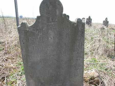 MARTIN, THOMAS H. - Simpson County, Kentucky | THOMAS H. MARTIN - Kentucky Gravestone Photos