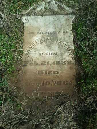 MCELWAIN, NANCY A. - Simpson County, Kentucky | NANCY A. MCELWAIN - Kentucky Gravestone Photos