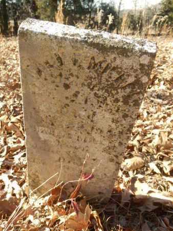MILLER, NACY E. - Simpson County, Kentucky | NACY E. MILLER - Kentucky Gravestone Photos