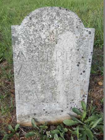 MILLIKEN, ASBERRY - Simpson County, Kentucky | ASBERRY MILLIKEN - Kentucky Gravestone Photos