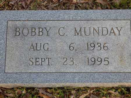 MUNDAY, BOBBY C. - Simpson County, Kentucky | BOBBY C. MUNDAY - Kentucky Gravestone Photos