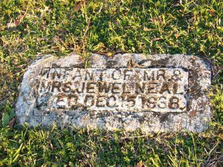 NEAL, INFANT - Simpson County, Kentucky   INFANT NEAL - Kentucky Gravestone Photos