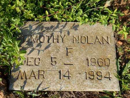 NOLAN, TIMOTHY F. - Simpson County, Kentucky | TIMOTHY F. NOLAN - Kentucky Gravestone Photos