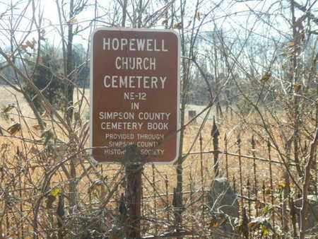 *OVERVIEW,  - Simpson County, Kentucky |  *OVERVIEW - Kentucky Gravestone Photos
