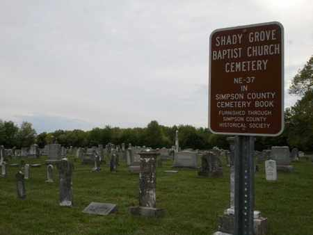 *OVERVIEW,  - Simpson County, Kentucky    *OVERVIEW - Kentucky Gravestone Photos