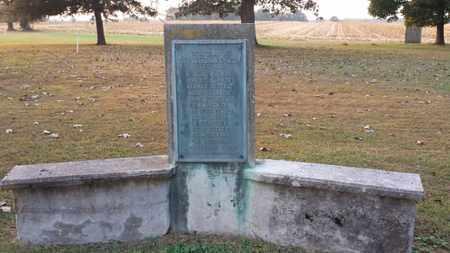 *OVERVIEW, MEMORIAL - Simpson County, Kentucky | MEMORIAL *OVERVIEW - Kentucky Gravestone Photos
