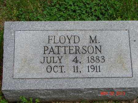 PATTERSON, FLOYD M. - Simpson County, Kentucky | FLOYD M. PATTERSON - Kentucky Gravestone Photos