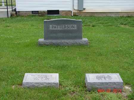 PATTERSON, IDA & FLOYD (PLOT) - Simpson County, Kentucky | IDA & FLOYD (PLOT) PATTERSON - Kentucky Gravestone Photos