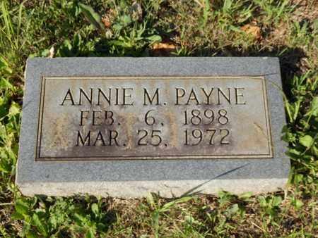 PAYNE, ANNIE M. - Simpson County, Kentucky   ANNIE M. PAYNE - Kentucky Gravestone Photos