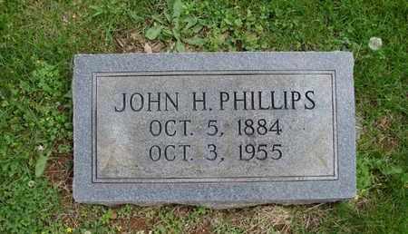 PHILLIPS, JOHN H. - Simpson County, Kentucky | JOHN H. PHILLIPS - Kentucky Gravestone Photos