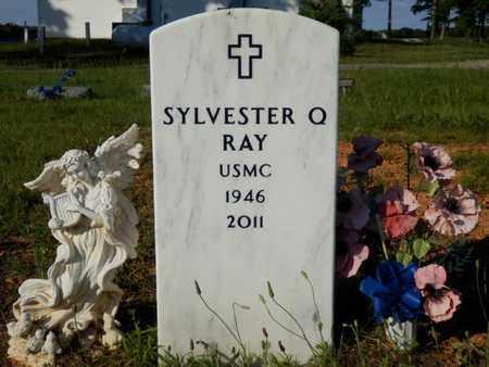 RAY (VETERAN), SYLVESTER Q. - Simpson County, Kentucky | SYLVESTER Q. RAY (VETERAN) - Kentucky Gravestone Photos