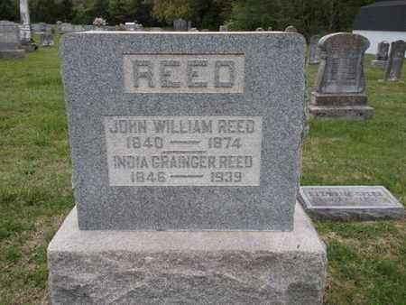 REED, INDIA - Simpson County, Kentucky | INDIA REED - Kentucky Gravestone Photos