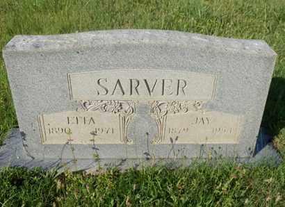 SARVER, ETTA - Simpson County, Kentucky | ETTA SARVER - Kentucky Gravestone Photos