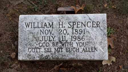 SPENCER, WILLIAM H. - Simpson County, Kentucky | WILLIAM H. SPENCER - Kentucky Gravestone Photos