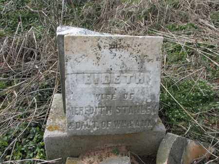 STANLEY, EIDETH - Simpson County, Kentucky | EIDETH STANLEY - Kentucky Gravestone Photos