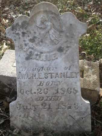 STANLEY, JOHNIE A. - Simpson County, Kentucky | JOHNIE A. STANLEY - Kentucky Gravestone Photos