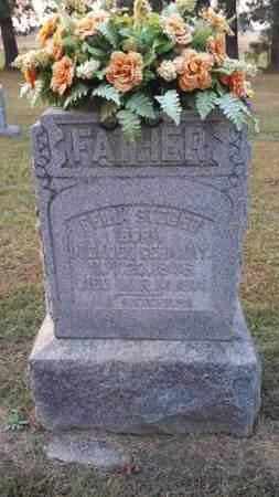 STEGER, FELIX - Simpson County, Kentucky | FELIX STEGER - Kentucky Gravestone Photos