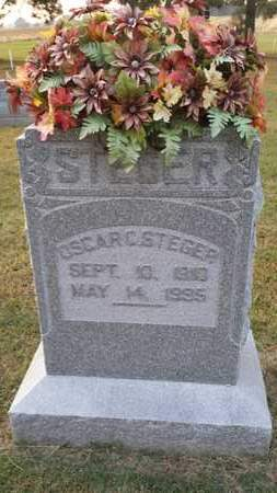 STEGER, OSCAR C. - Simpson County, Kentucky | OSCAR C. STEGER - Kentucky Gravestone Photos