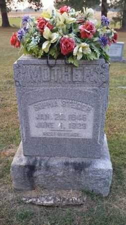 STEGER, SOPHIA - Simpson County, Kentucky | SOPHIA STEGER - Kentucky Gravestone Photos