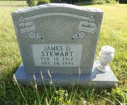 STEWART, JAMES D. - Simpson County, Kentucky   JAMES D. STEWART - Kentucky Gravestone Photos