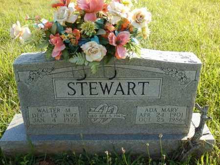STEWART, WALTER M. - Simpson County, Kentucky   WALTER M. STEWART - Kentucky Gravestone Photos