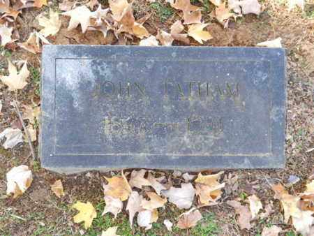 TATHAM, JOHN - Simpson County, Kentucky | JOHN TATHAM - Kentucky Gravestone Photos