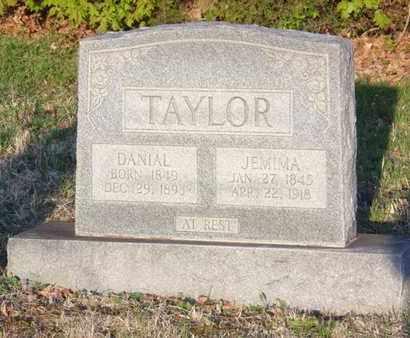 TAYLOR, JEMIMA - Simpson County, Kentucky | JEMIMA TAYLOR - Kentucky Gravestone Photos