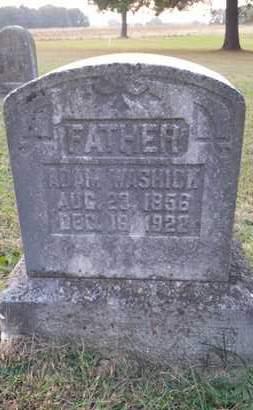 WASHICK, ADAM - Simpson County, Kentucky   ADAM WASHICK - Kentucky Gravestone Photos