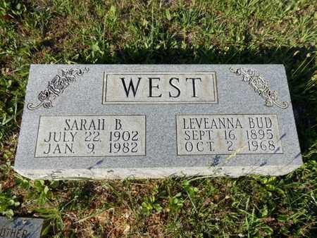 WEST, LEVEANNA - Simpson County, Kentucky | LEVEANNA WEST - Kentucky Gravestone Photos