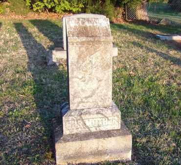YOKLEY, ELIZA - Simpson County, Kentucky | ELIZA YOKLEY - Kentucky Gravestone Photos