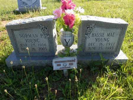 YOUNG, NORMAN P. - Simpson County, Kentucky | NORMAN P. YOUNG - Kentucky Gravestone Photos