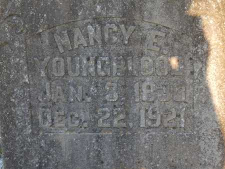 YOUNGBLOOD, NANCY E. - Simpson County, Kentucky | NANCY E. YOUNGBLOOD - Kentucky Gravestone Photos