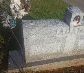 ADAMS, LINDA - Union County, Kentucky | LINDA ADAMS - Kentucky Gravestone Photos