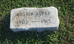 ALVEY, AUSTIN - Union County, Kentucky | AUSTIN ALVEY - Kentucky Gravestone Photos