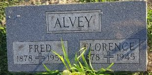 ALVEY, FRED - Union County, Kentucky   FRED ALVEY - Kentucky Gravestone Photos