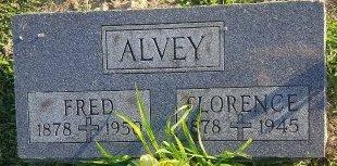 ALVEY, FLORENCE - Union County, Kentucky | FLORENCE ALVEY - Kentucky Gravestone Photos