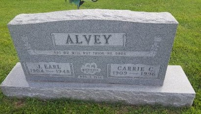 ALVEY, J. EARL - Union County, Kentucky | J. EARL ALVEY - Kentucky Gravestone Photos