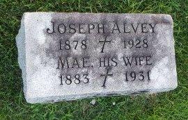 ROLAND ALVEY, ANNA MAE - Union County, Kentucky | ANNA MAE ROLAND ALVEY - Kentucky Gravestone Photos