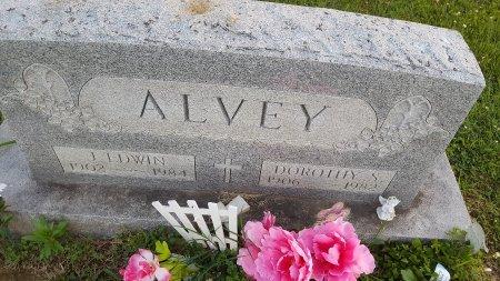 ALVEY, J. EDWIN - Union County, Kentucky | J. EDWIN ALVEY - Kentucky Gravestone Photos
