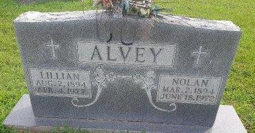 ALVEY, LILLIAN - Union County, Kentucky | LILLIAN ALVEY - Kentucky Gravestone Photos