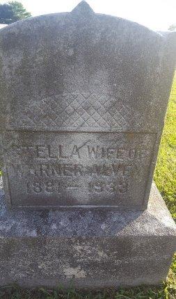 ALVEY, STELLA - Union County, Kentucky | STELLA ALVEY - Kentucky Gravestone Photos