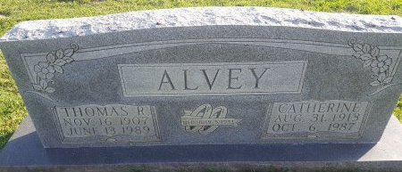 ALVEY, THOMAS R - Union County, Kentucky | THOMAS R ALVEY - Kentucky Gravestone Photos
