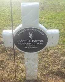 BARRON, SCOTT D - Union County, Kentucky | SCOTT D BARRON - Kentucky Gravestone Photos