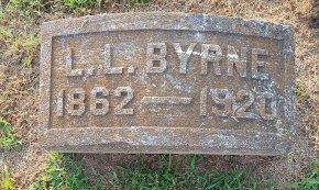 BYRNE, LL - Union County, Kentucky | LL BYRNE - Kentucky Gravestone Photos