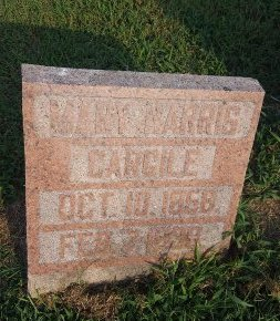 CARGILE, MARY - Union County, Kentucky | MARY CARGILE - Kentucky Gravestone Photos